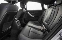 BMW 4 Series Gran Coupe, rear seats