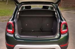Fiat 500X, 2018, boot