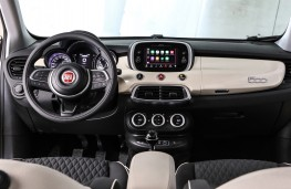 Fiat 500X City Cross, 2018, interior