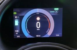 Fiat 500, 2020, instrument panel, display
