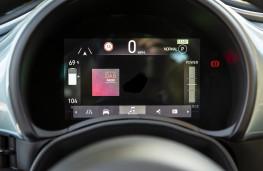 Fiat 500, 2020, instrument panel