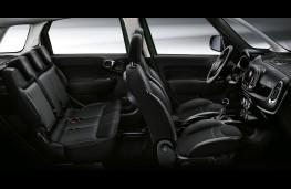 Fiat 500L Cross, 2017, cabin