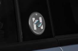 Fiat 500 hybrid, 2020, First Edition badge
