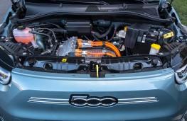 Fiat 500, 2020, motor
