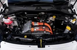 Fiat 500e, 2021, motor