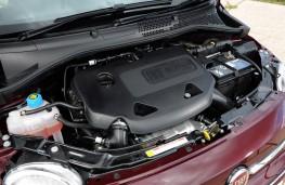 Fiat 500 TwinAir, 2015, engine
