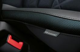 Fiat 500 hybrid, 2020, Seaqual trim