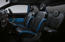 Fiat 500S, 2017, interior
