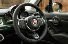 Fiat 500X, controls