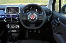 Fiat 500X, dashboard