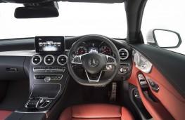 Mercedes-Benz C-Class Coupe, controls