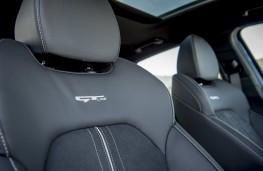 Kia ProCeed, seat detail