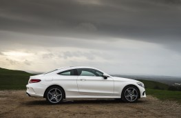 Mercedes-Benz C-Class Coupe, profile
