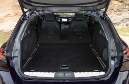 Peugeot 508 SW, 2019, boot, maximum