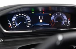 Peugeot 508 SW, 2019, i-Cockpit, dials