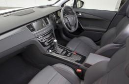 Peugeot 508, 2014, interior