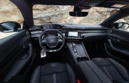 Peugeot 508 SW, 2019, interior