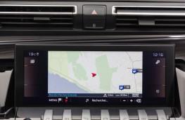 Peugeot 508 SW, 2019, display screen
