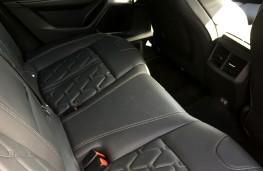 Peugeot 508, 2018, rear seats