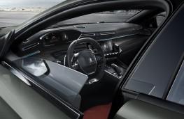 Peugeot 508 SW, 2018, doors
