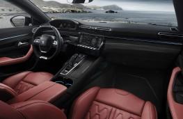 Peugeot 508 SW, 2018, interior