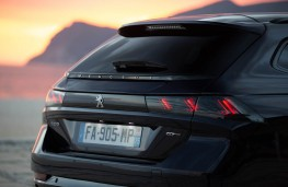 Peugeot 508 SW, 2019, tailgate