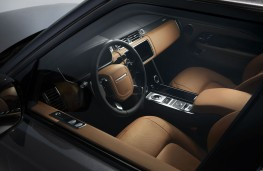 Range Rover Fifty, 2020, interior