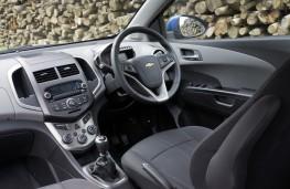 Chevrolet Aveo, interior