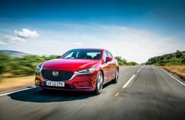 Mazda6 Saloon, dynamic