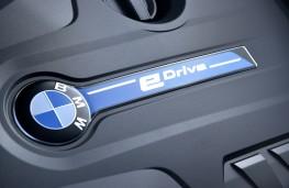 BMW 530e, 2017, engine
