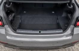 BMW 545e, 2020, boot