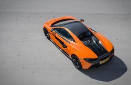 McLaren 570S Coupe, rear