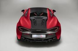 McLaren 570S Design Edition, 2016, back