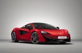 McLaren 570S Design Edition, 2016, front