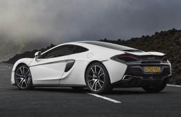 McLaren 570GT, 2018, Sport Pack, rear