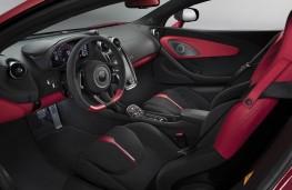 McLaren 570S Design Edition, 2016, interior