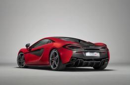 McLaren 570S Design Edition, 2016, rear