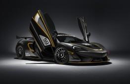 McLaren 570S GT4, 2018