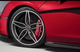 McLaren 570S Design Edition, 2016, wheel