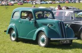 Ford Popular, 1953