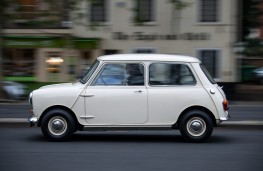 Original Mini, 1959, side