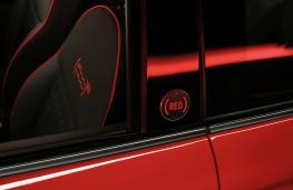 Fiat 500(RED), 2021, badge