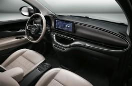 Fiat 500, 2020, interior