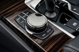 BMW 530d xDrive M Sport, 2017, console