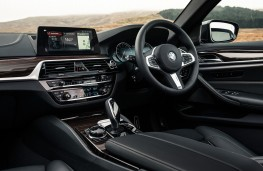 BMW 530d xDrive M Sport, 2017, interior