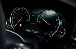 BMW 530d xDrive M Sport, 2017, dials