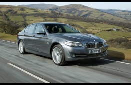 BMW 5 Series, side