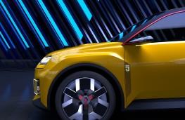 Renault 5, 2021, wheel