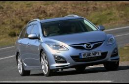 Mazda6, front
