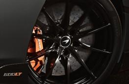 McLaren 600LT, 2018, wheel